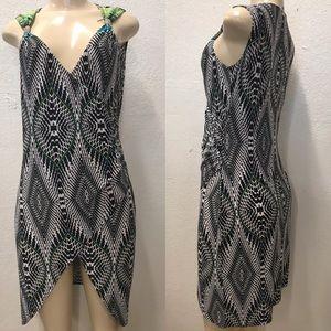 Joseph Ribkoff tunic top mini dress